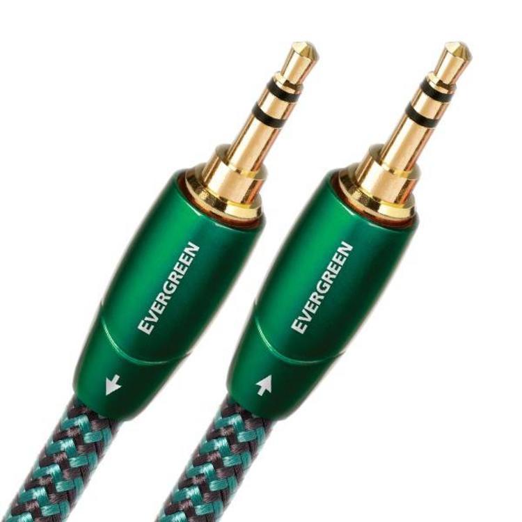 AudioQuest Evergreen 3.5mm mini-jack → 3.5mm mini-jack