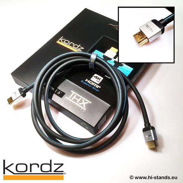 De Kordz HDMI kabel, niet zomaar een kabel