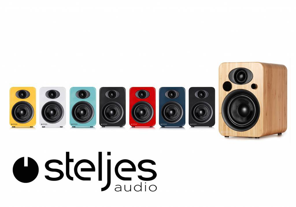 Een opvallend betere sound met Steljes Audio