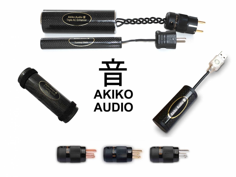 Ontdek de high-end accessoires van Akiko Audio