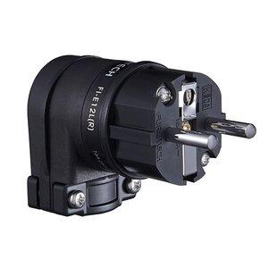 Furutech FI-E12L (Rhodium) Schuko Plug