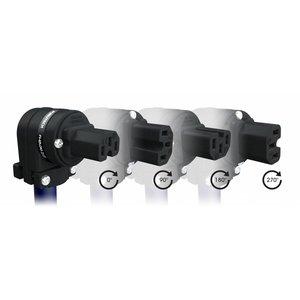Furutech FI-12L (Rhodium) IEC-Stecker