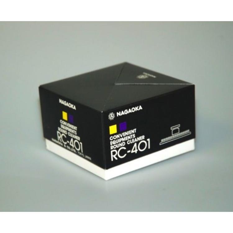 Nagaoka RC-401 Round Cleaner
