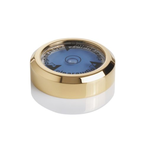 Clearaudio Level Gauge Gold Plated