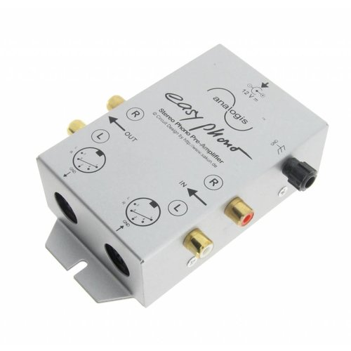 Analogis Easy Phono preamplifier