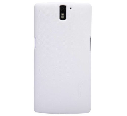 Nillkin Frosted Shield White OnePlus One