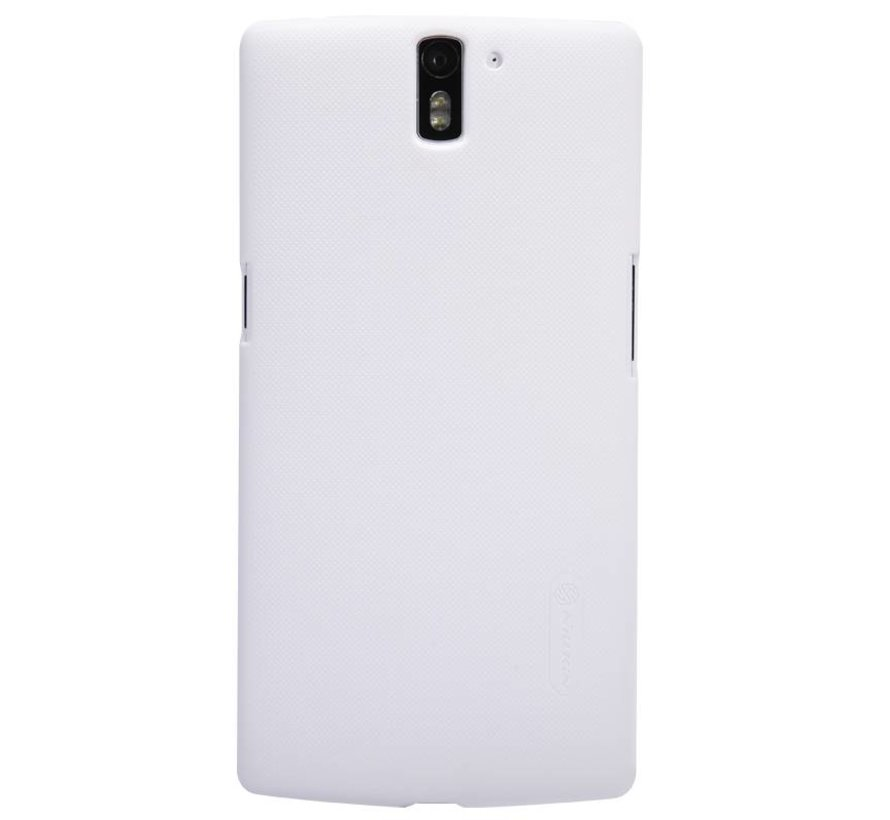 Frosted Shield White OnePlus One