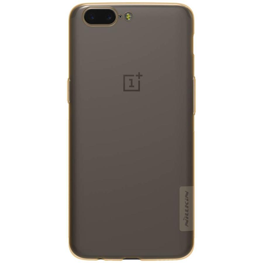 TPU Case Gold OnePlus 5