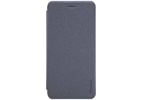 Nillkin Sparkle Flip Case Zwart OnePlus 5
