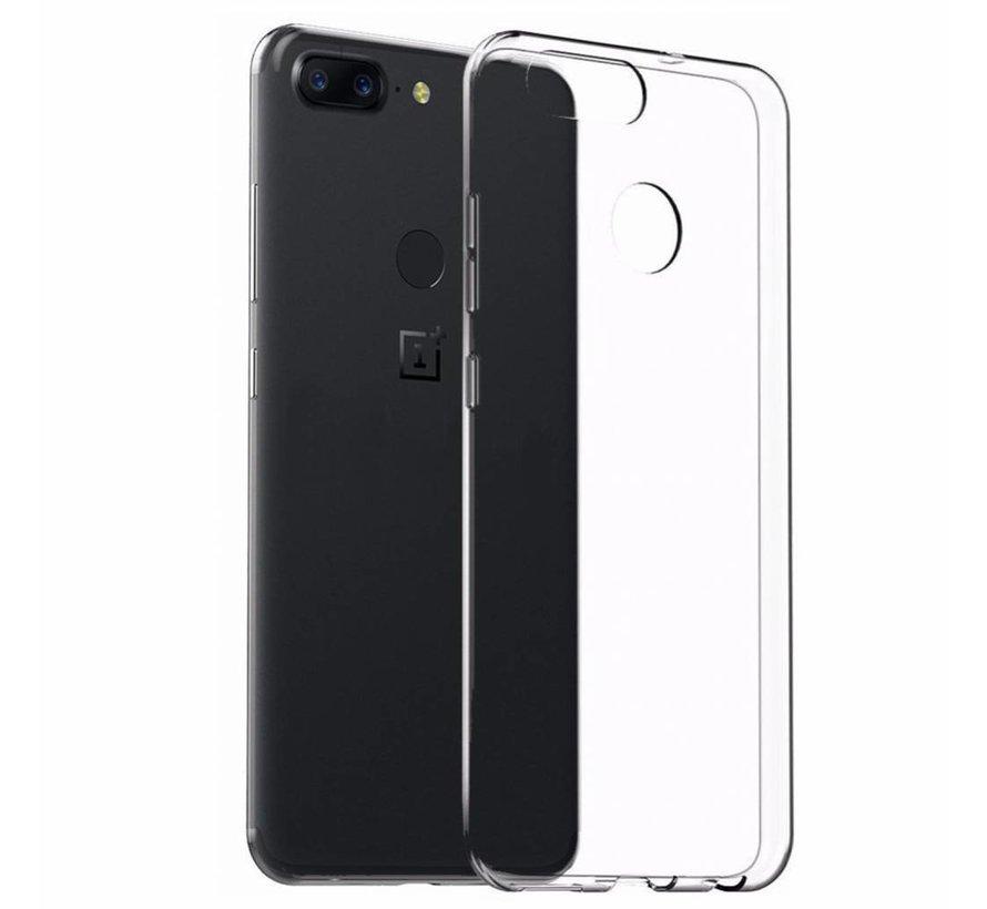 TPU Case Transparent OnePlus 5T