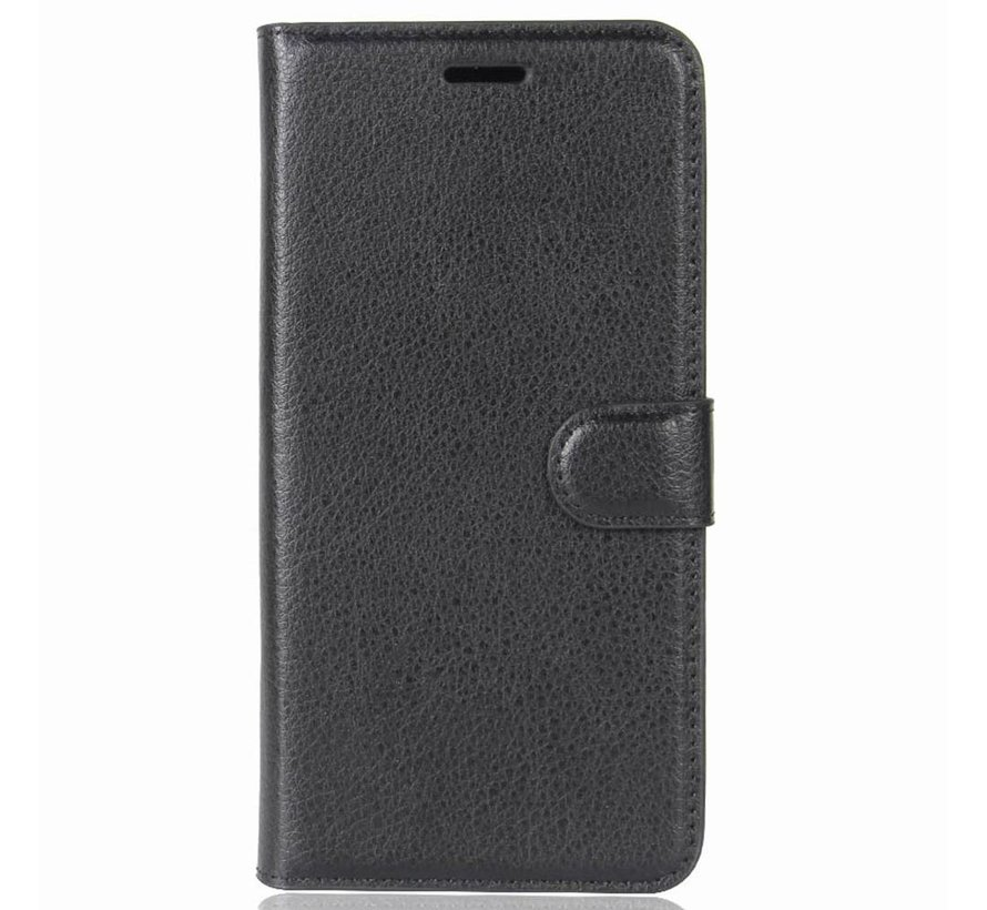 Brieftasche Flip Case Schwarz OnePlus 5T