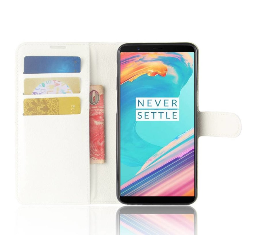 Wallet Flip Case Wit OnePlus 5T