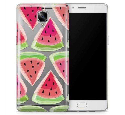 OPPRO Printserie Watermelon Case OnePlus 3/3T