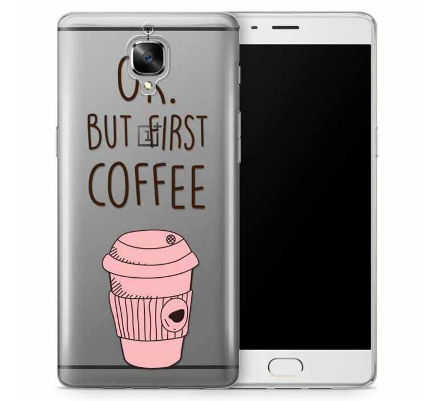 Printserie Coffee Case OnePlus 3/3T