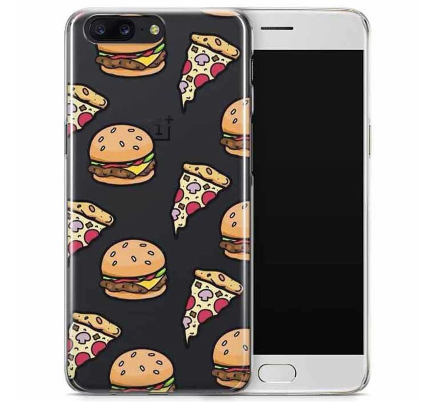 PrintSerie Snacks Case OnePlus 5
