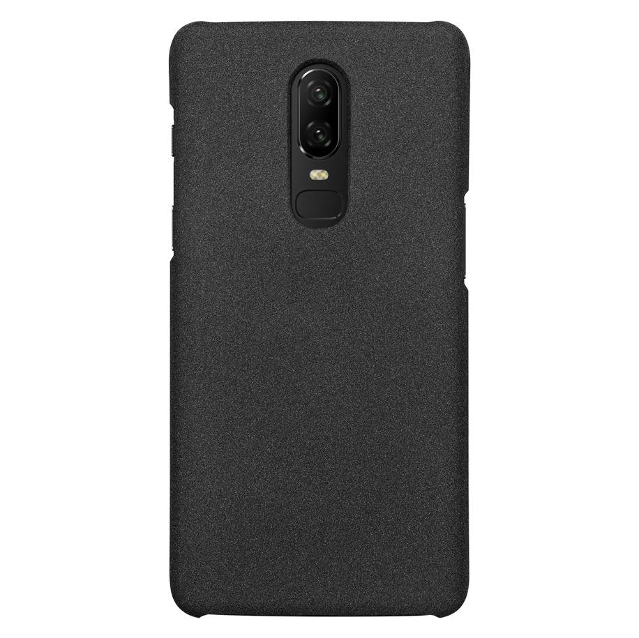 brand new 0b29f e7984 OnePlus 6 OPPRO Sandstone Case buy OnePlus-Shop.nl