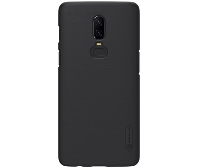 Nillkin Frosted Shield Black OnePlus 6