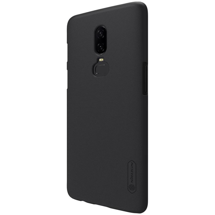 Frosted Shield Black OnePlus 6