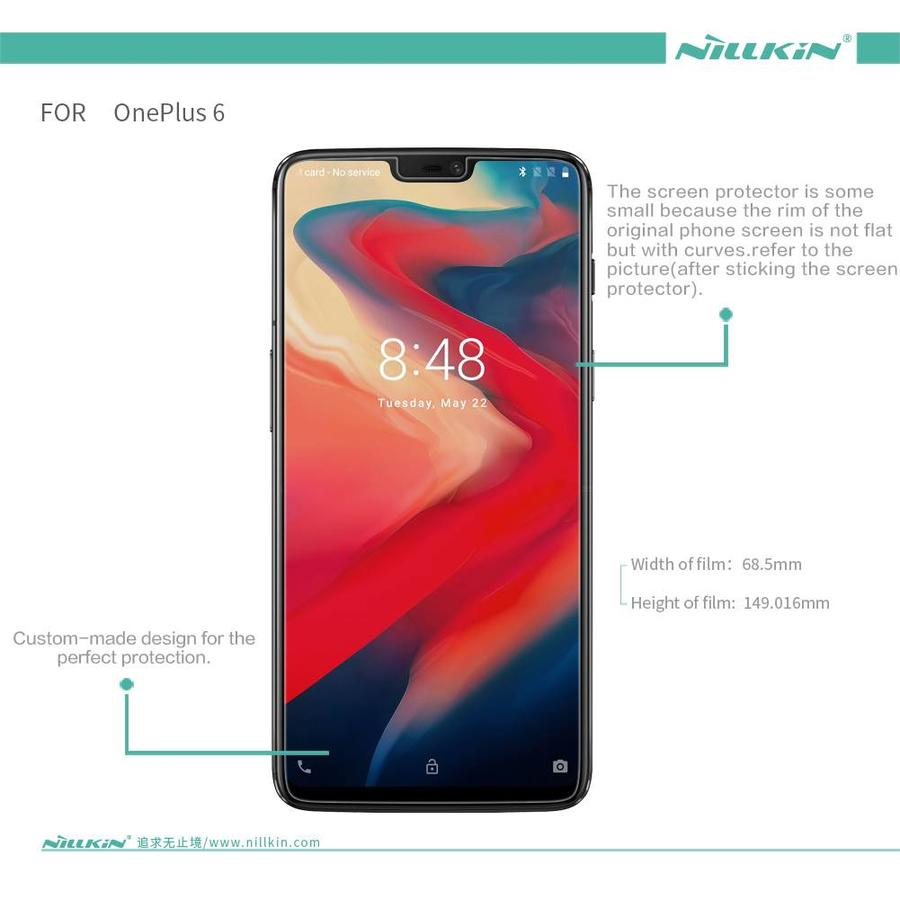 Mat Screen Protector OnePlus 6