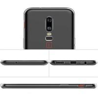 TPU Case Transparent OnePlus 6