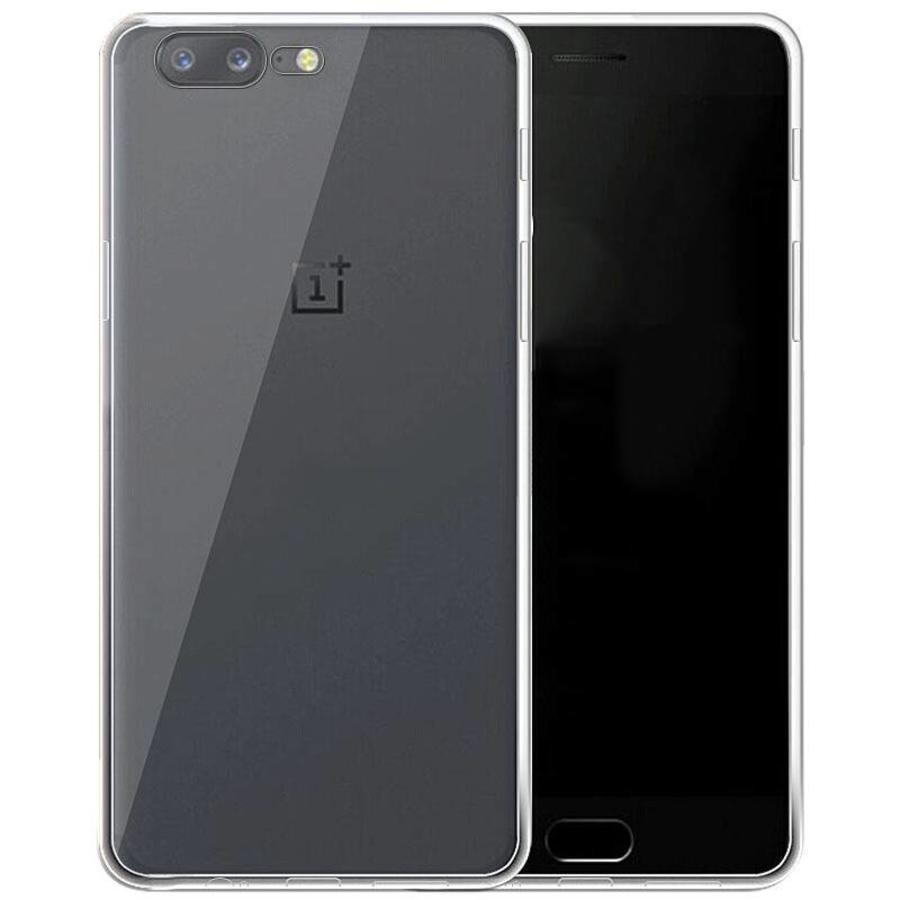 TPU Case Transparent OnePlus 5
