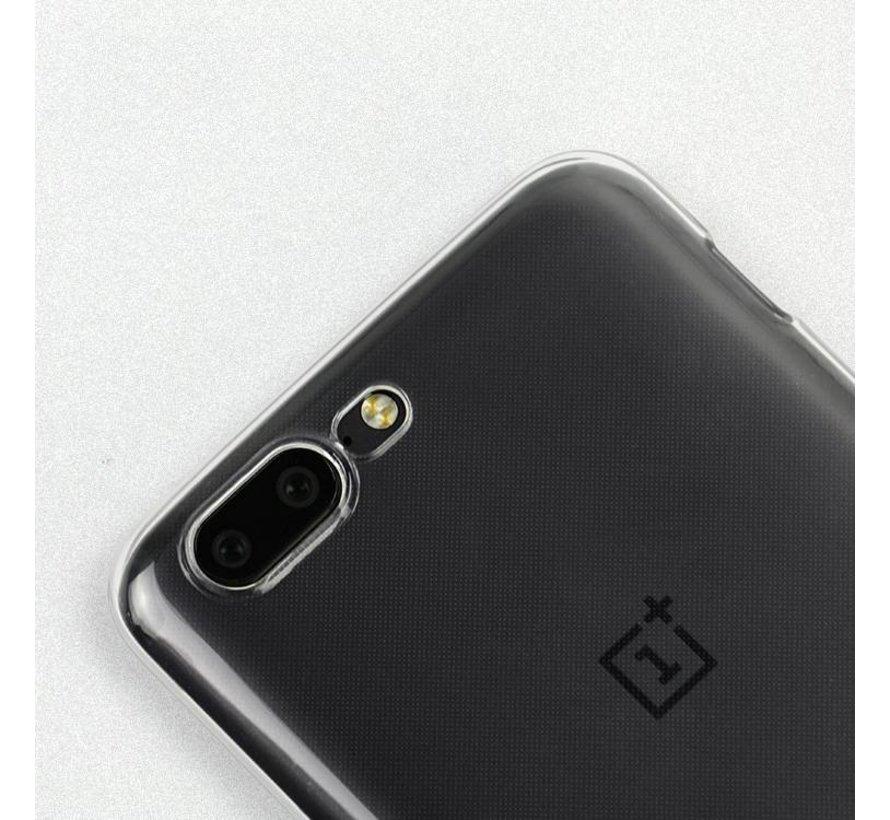 TPU Hülle Transparent OnePlus 5
