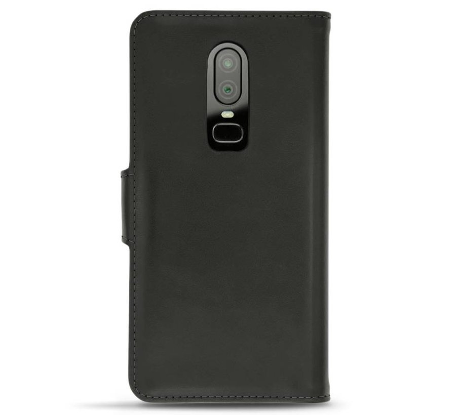 Tradition B Leather Case Brown OnePlus 6