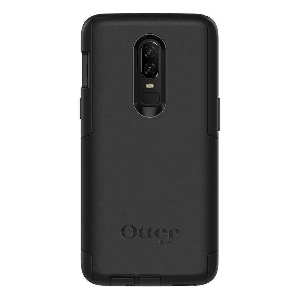quality design 2abed 64bb3 OtterBox Commuter Series Case Black OnePlus 6