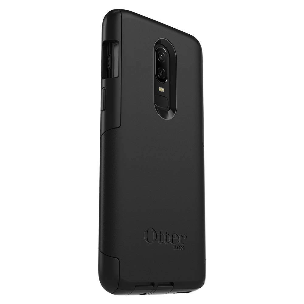 quality design 7329a aa344 OtterBox Commuter Series Case Black OnePlus 6