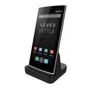 OPPRO Docking Schwarzer OnePlus One / X Micro-USB