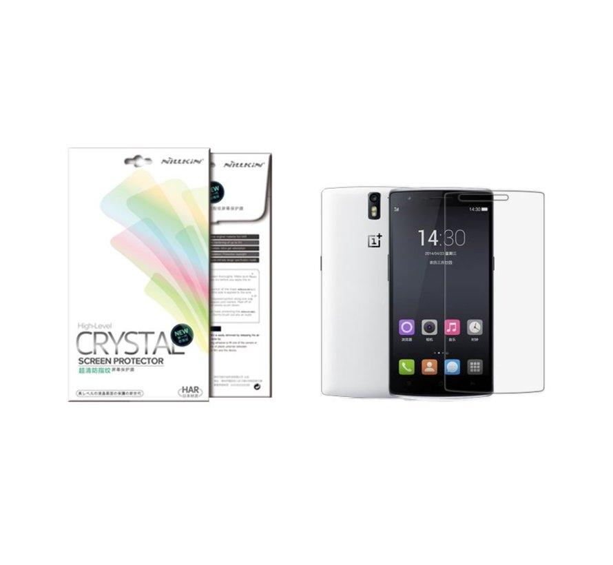 Ultra Clear Displayschutzfolie OnePlus One