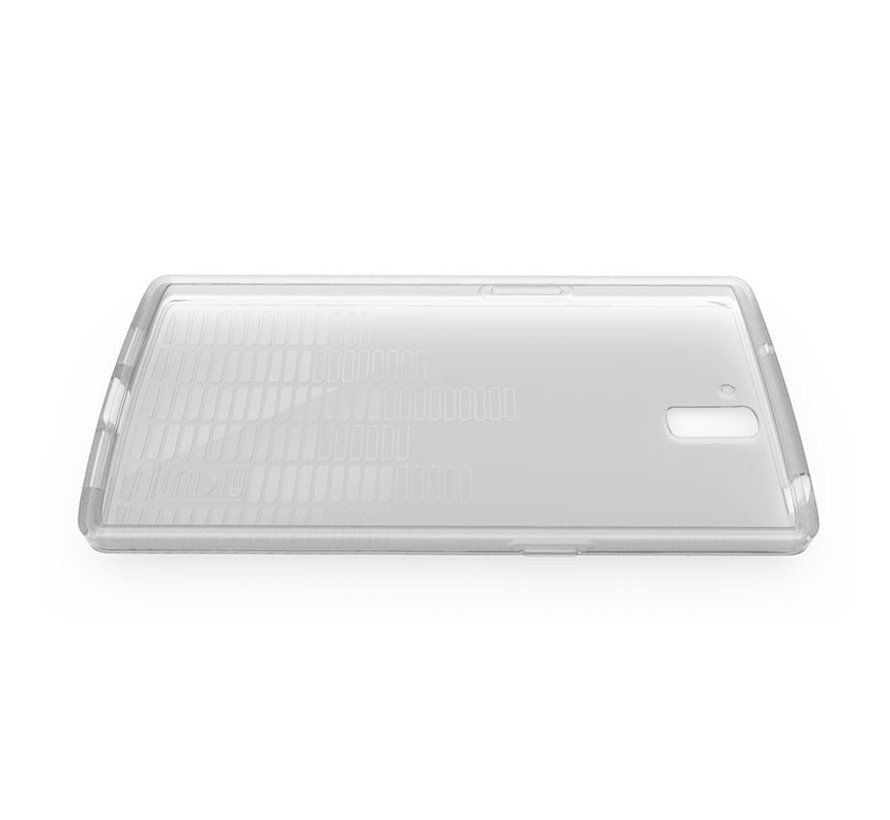 Melody Case Transparent OnePlus One