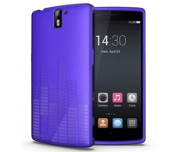 Tudia Melody Case Purple OnePlus One