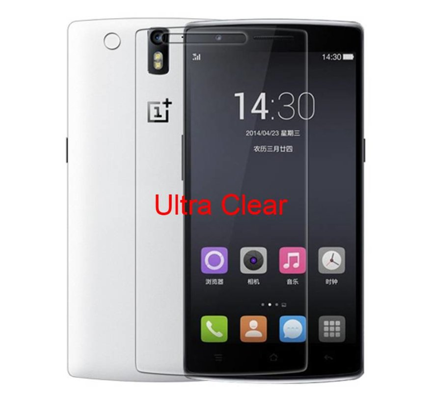 Ultra Clear Screen Protector OnePlus One