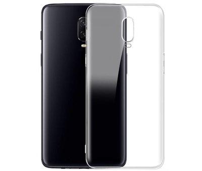 OPPRO OnePlus 6T Transparentes Gehäuse