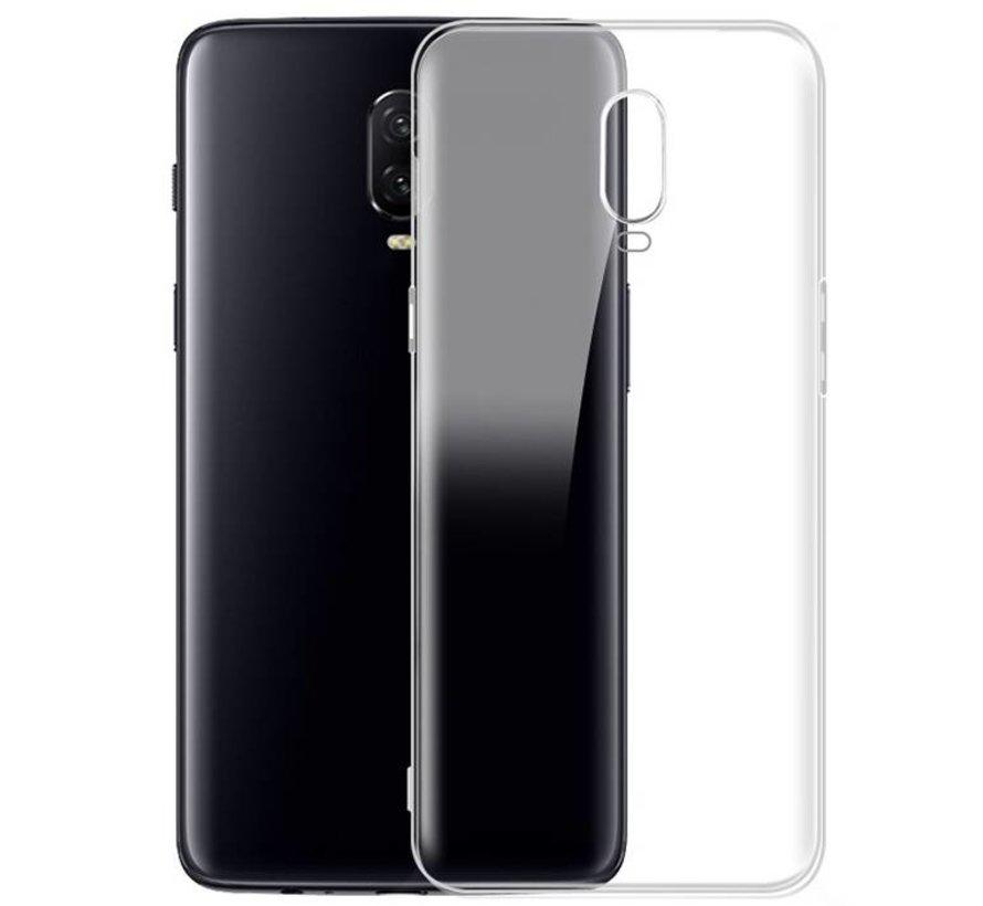 OnePlus 6T Transparent Case
