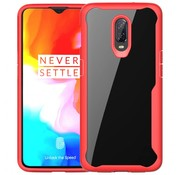 OPPRO OnePlus 6T Fusion Red Hülle