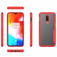 OnePlus 6T Case Fusion Red