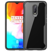 OPPRO OnePlus 6T Case Fusion Black