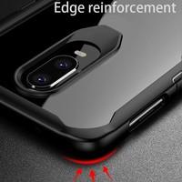 OnePlus 6T Case Fusion Black