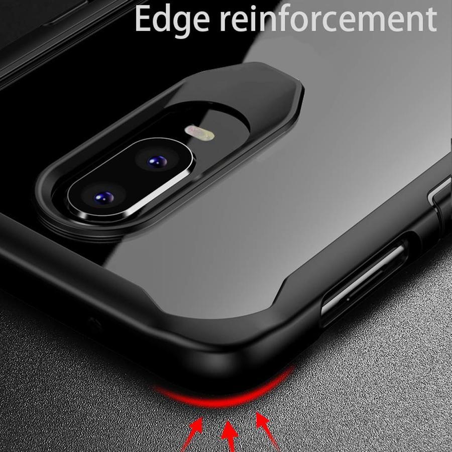 OnePlus 6T Hoesje Fusion Zwart