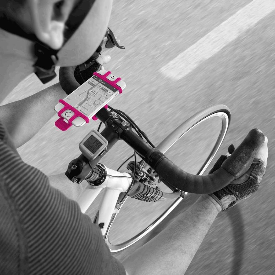 OnePlus Bike Holder Universal Pink