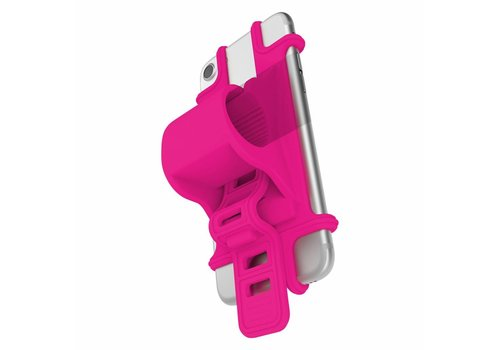 Celly OnePlus Bike Holder Universal Pink