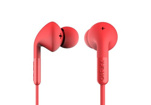 Defunc OnePlus Headset + Music Red