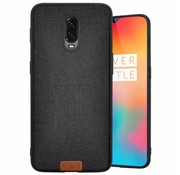 Noziroh OnePlus 6T Case Fabric Black