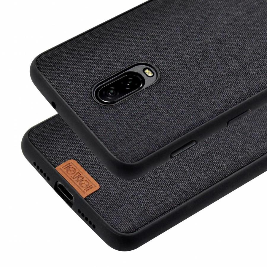 OnePlus 6T Case Fabric Black