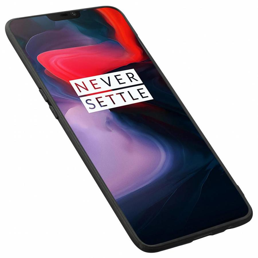OnePlus 6 Case Fabric Red