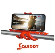 Celly OnePlus SQUIDDY Flexibler Halter Rot