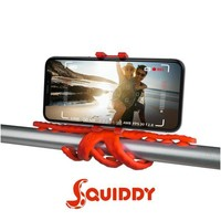 OnePlus SQUIDDY Flexible Holder Red