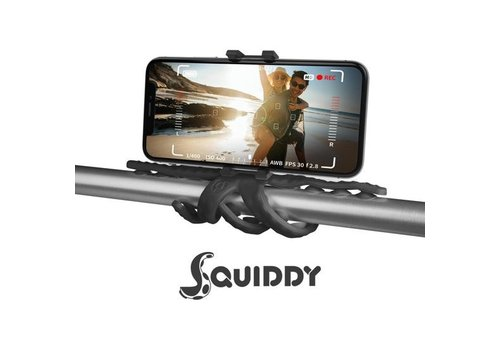 Celly OnePlus SQUIDDY Flexible Holder Black